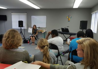 Speaking at Village of Hope Ministries | Renee Lopez Coaching, RL Academy | Speaking, Workshops and Seminars | Lakeland, FL