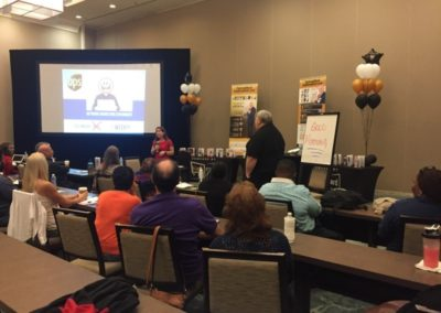 Speaking at BCB Bootcamp in Ft. Lauderdale, FL
